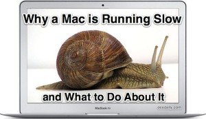 9 Reasons Why a Mac is Running Slow and What to Do About It ...