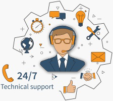 Client-Support