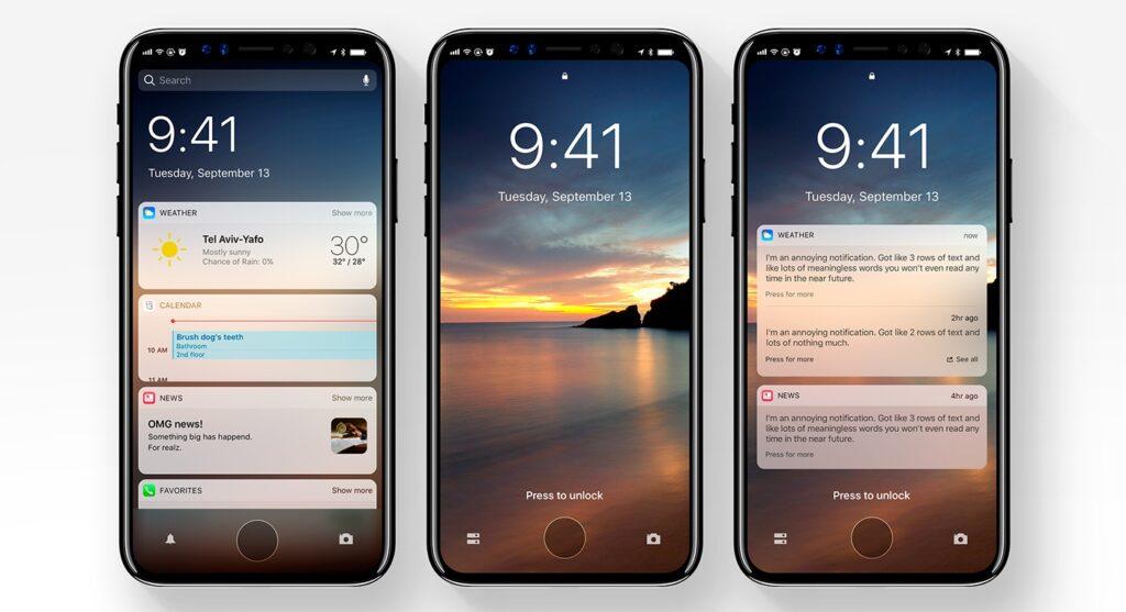 Advantage of iOS 12