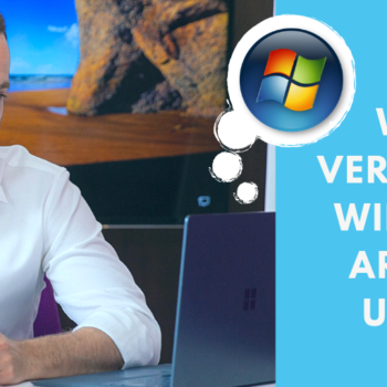 benefit of Windows 10