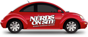 Nerds On Site car